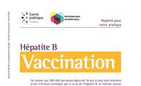 Hépatite B. Vaccination - Repères pour votre pratique. 2014
